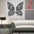 adesivo farfalla