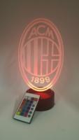 lampada 3d Milan