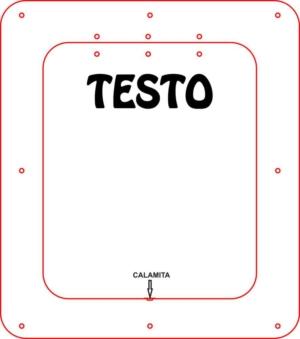 Porta Basculante per Cani e Gatti in Plexiglass