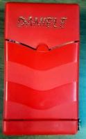 box sigarette con porta accendino