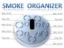 Espositore sigaretta elettronica in Legno e Plexiglass porta liquidi smoke organizer2